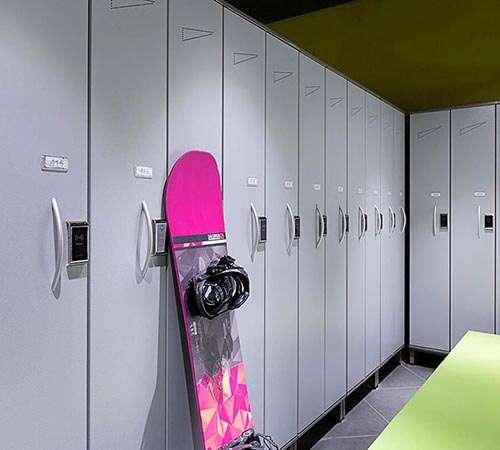Лыжная комната